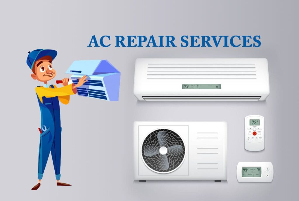 AC Repair Services Singapore By ACtive Cool