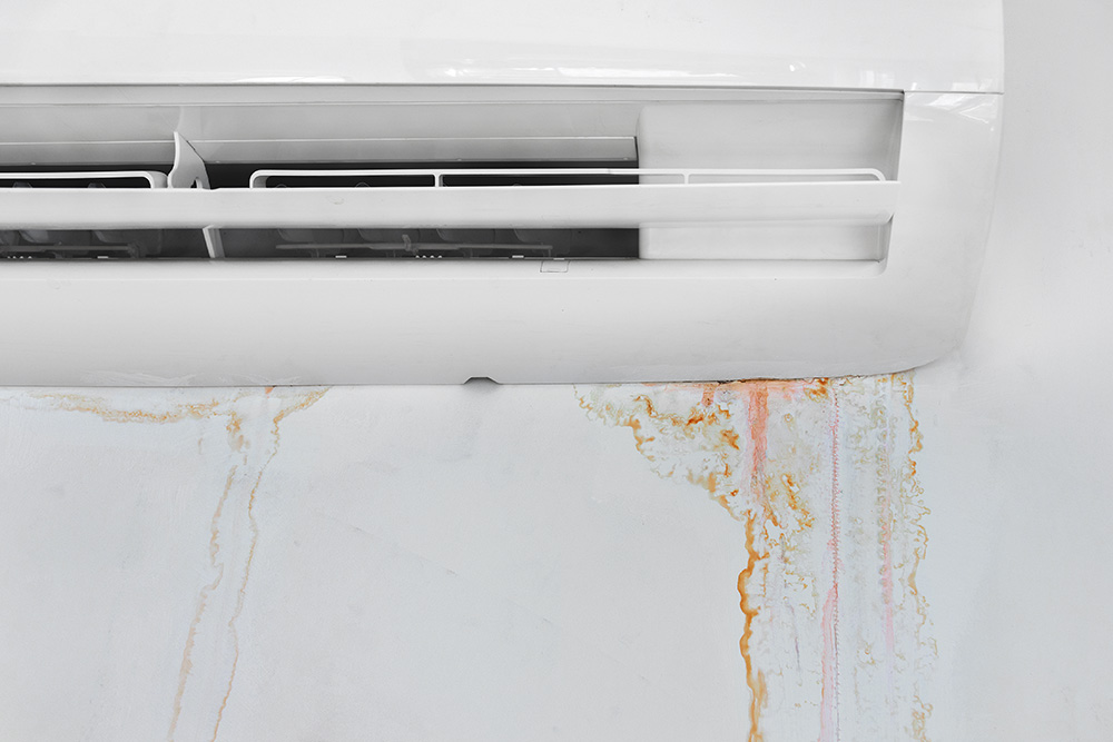 How To Fix The Leaking Aircon